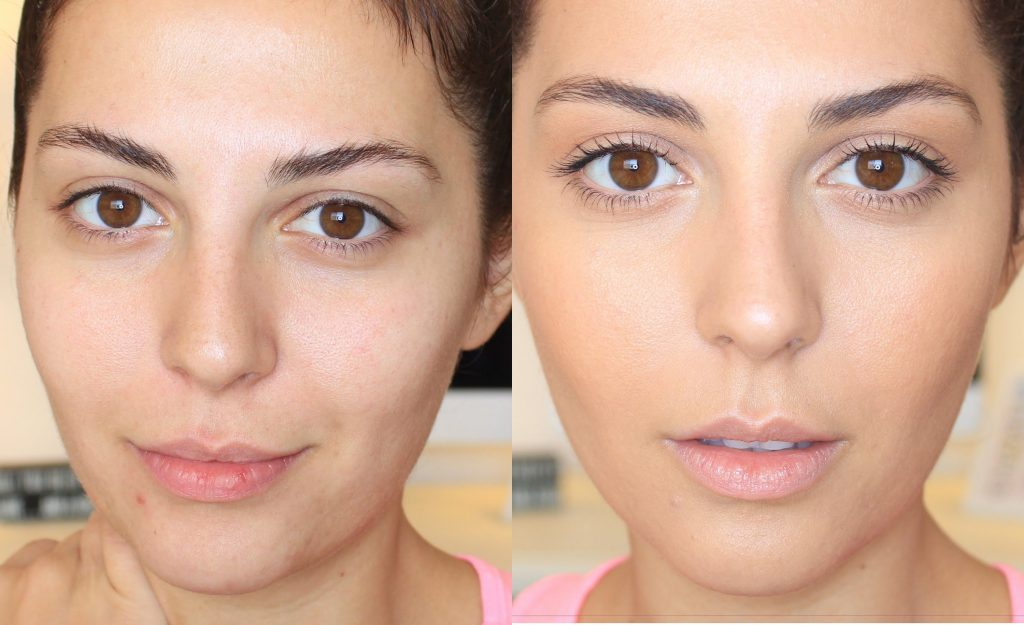 Make-up No Make-up