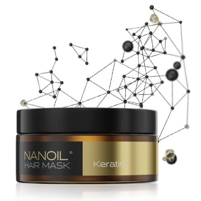 Nanoil, Keratin Hair Mask